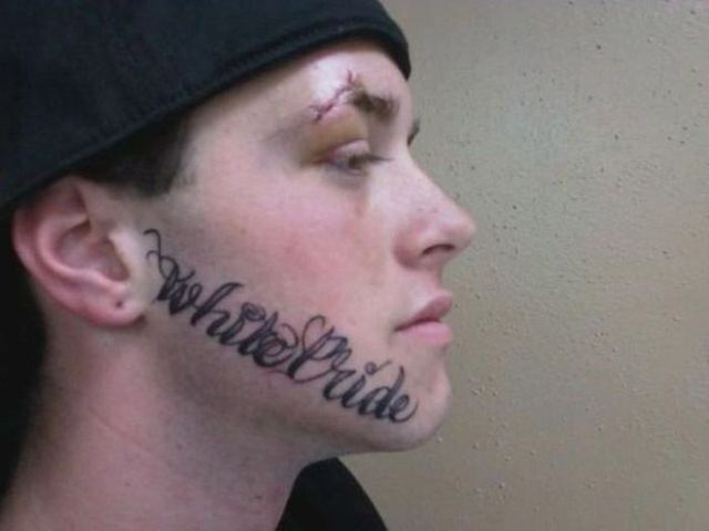 There Is Nothing Good about Face Tattoos