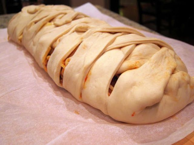 An Easy to Do Spaghetti Bread Recipe