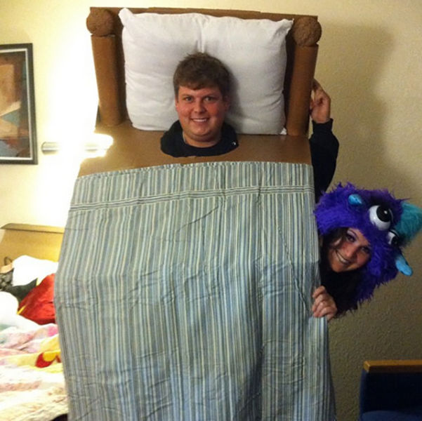 Two-Person Halloween Costumes That Totally Rule