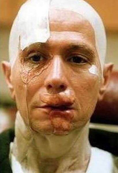 Gary Oldman's Impressive Makeup Makeover for Hannibal