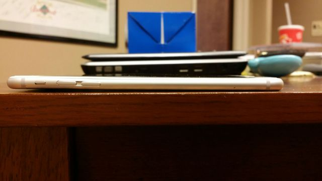 The iPhone 6's Odd and Disappointing Flaw