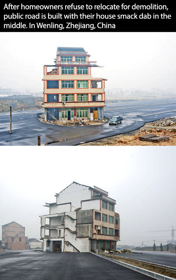This Could Only Happen in China