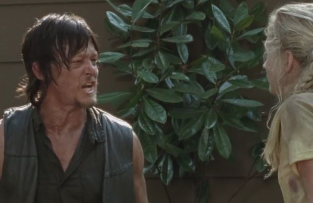 A Bad Lip Reading of The Walking Dead Season 4