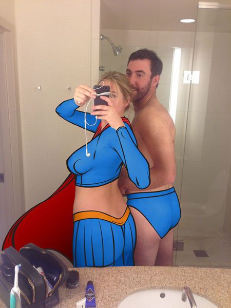 A Humorous Take on the Scandal of the Leaked Celebrity Photographs