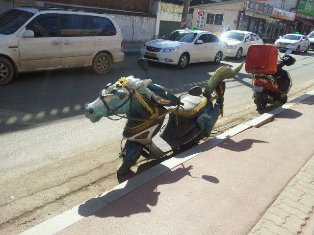 A Little bit of Transportation Humor