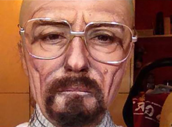 An Astonishing Makeup Transformation