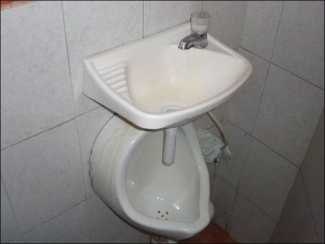 Construction fails that are unbelievably stupid 48 pics for 5 bathroom mistakes