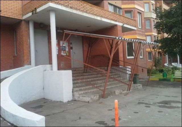 Construction Fails That Are Unbelievably Stupid 48 Pics