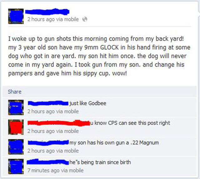 Facebook Posts That Should be Banned for Being So Stupid ...