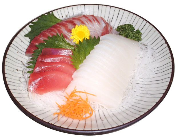 When You See These Pics You Will Never Eat Sashimi Again