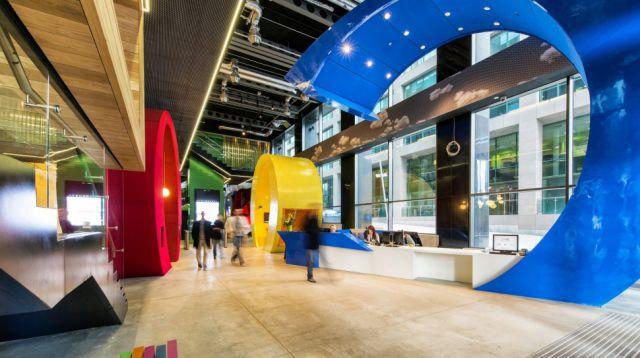 google head office dublin. Google Head Office. 5 A Look Inside Google\\u0027s Impressive Office In Dublin 0