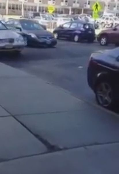 This Unmarked Speed-Bump Is Damaging a Lot of Cars