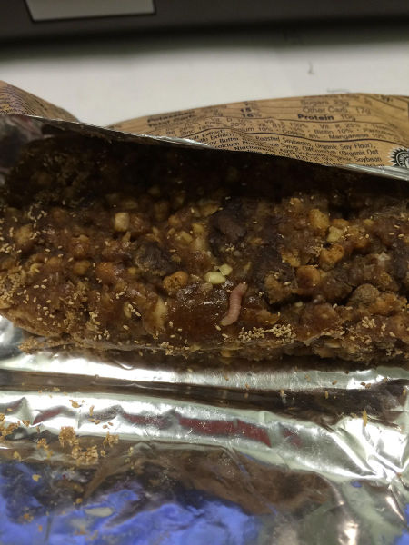 A Box of Protein Bars with a Tasty Twist