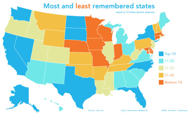 A State-by-State Map Guide to America's Differences