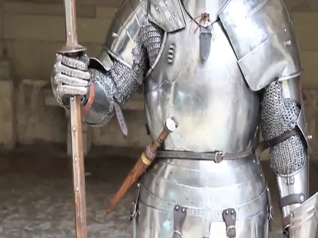 What Fighting in Armor in the 15th Century Really Looked like