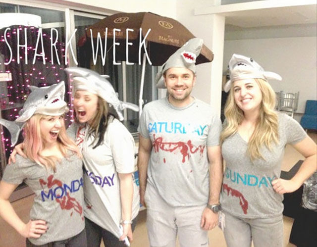 Cool Group Costume Ideas to Try Out This Halloween