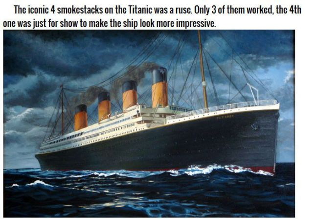 Intriguing Facts about the Titanic