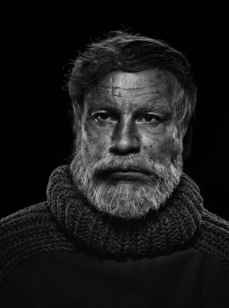 Legendary Photographs Are Remade to Feature John Malkovich