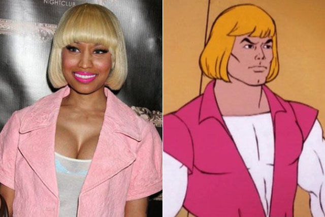 Real Life Lookalikes of Iconic Cartoon Characters