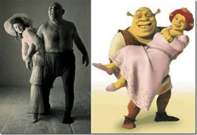 Real Life Lookalikes Of Iconic Cartoon Characters 21 Pics
