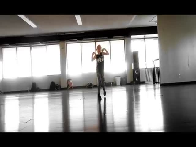 Talented 11-Year-Old Dancer Busts Out Some Amazing Moves