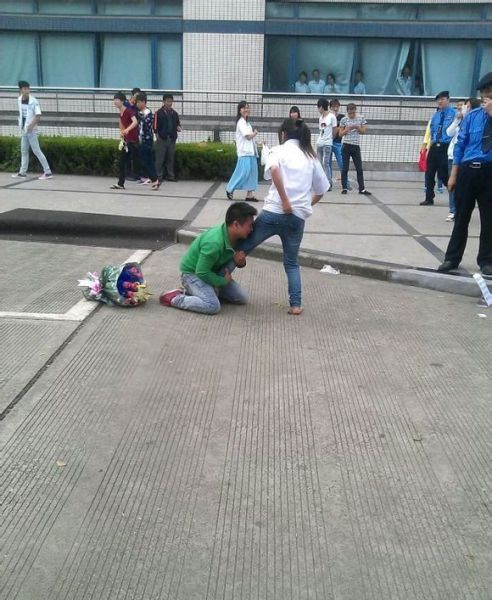 Chinese Guy Won't Give Up on the Girl He Loves