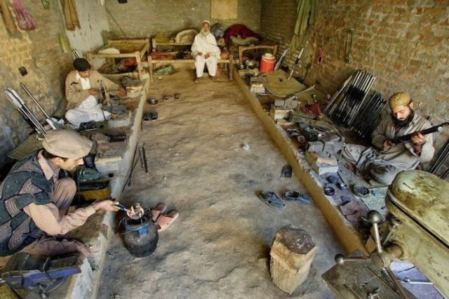 Small Pakistani Village Survives on One Export Alone