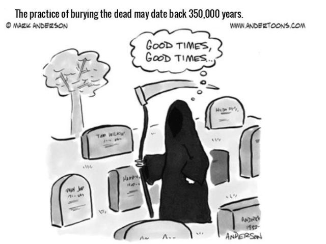 Factual Trivia about Death and Dying