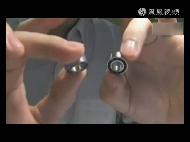 The Difference between Chinese Weapon-grade Bearings and German Ones