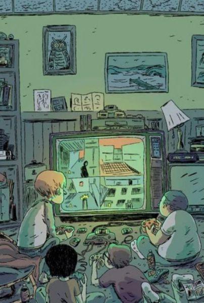 A Little Bit of Past Nostalgia