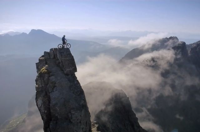 Danny Macaskill Shows His Epic Skills on the Isle of Skye in Scotland