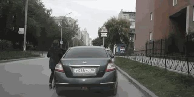 How They Steal Cars in Russia