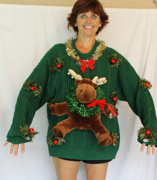 This Woman Knows How to Sell Sweaters on eBay