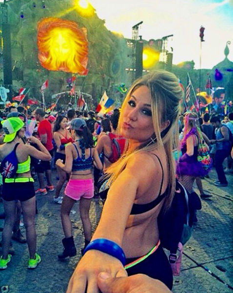 Tomorrowland's Gorgeous Girls of 2014