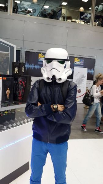 Cool Photos from Russia's First Ever Comic Con
