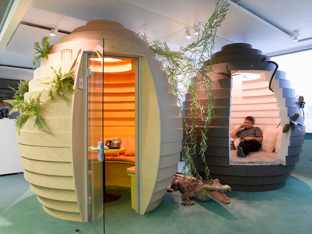 Offices That Will Make You Keen to Go to Work Everyday