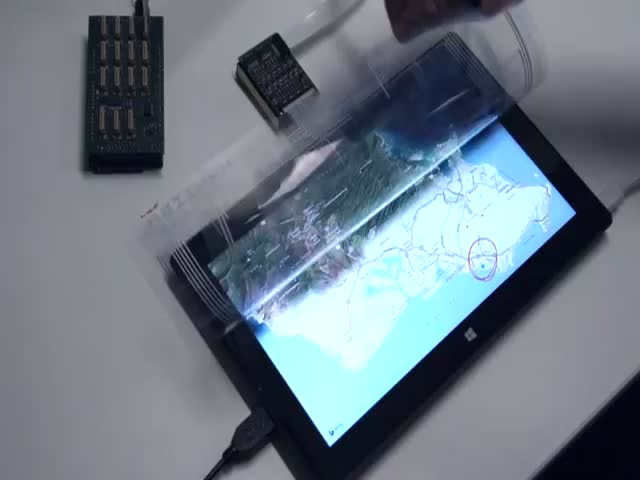 Microsoft R&D Invents Some Cool Stuff Such as 'FlexSense'