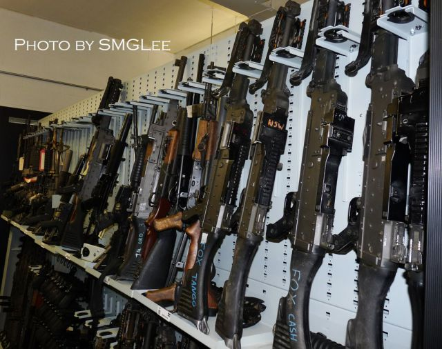 A World of Navy Seal Weaponry