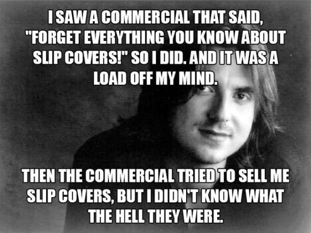 Comedic Quotes from Mitch Hedberg