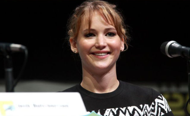 Jennifer Lawrence Comments on Her Leaked Naked Photos