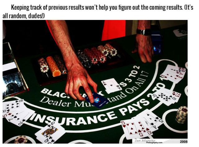 Trivial Information About Gambling