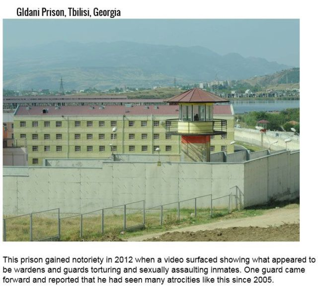 World Prisons That Will Give You Nightmares
