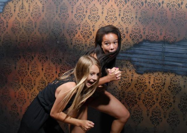 A Nightmare Haunted House Experience