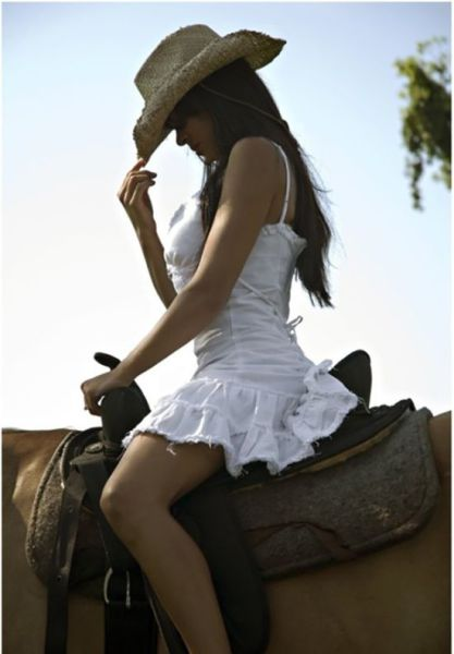 Cute Cowgirls are the Best Thing about the American South