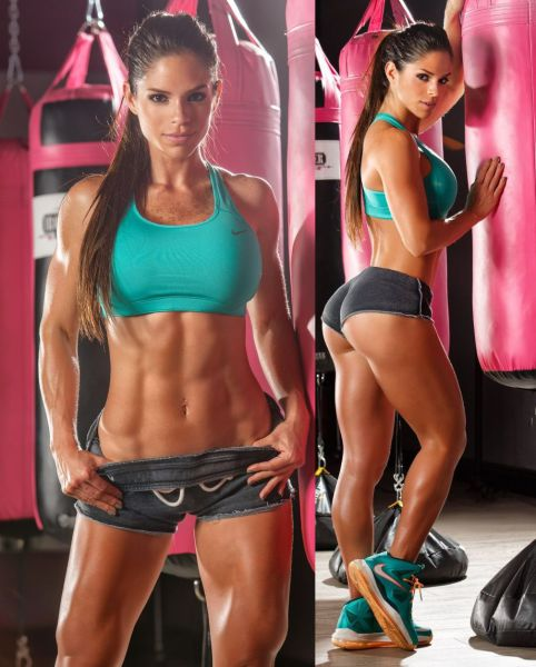 Gorgeous Girls of Fitness