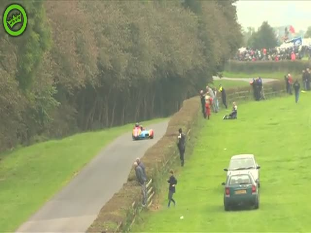 Well, That's One Way of Cutting the Grass  (VIDEO)