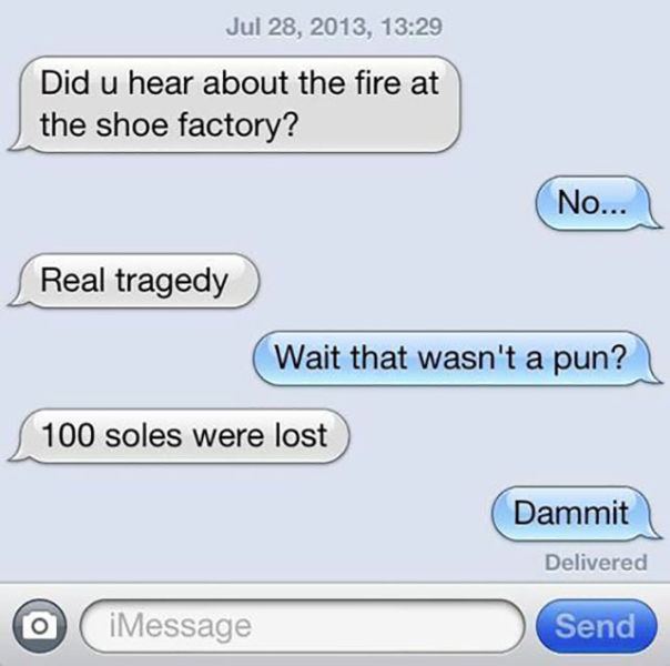 Bad Puns That Will Make You Smile Anyway