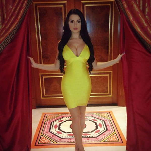 Demi Rose Is the Next Great Glamour Model to Watch