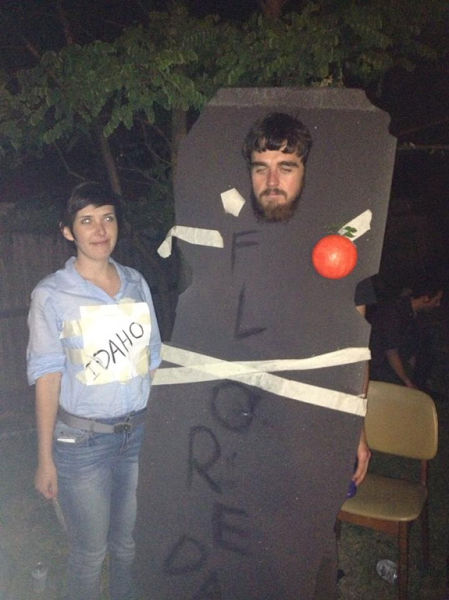 Halloween Costumes That Are Totally Bad Ass