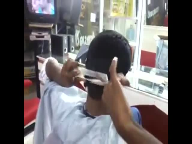 Does a Hairdresser Go to the Hairdresser to Get a Haircut?  (VIDEO)